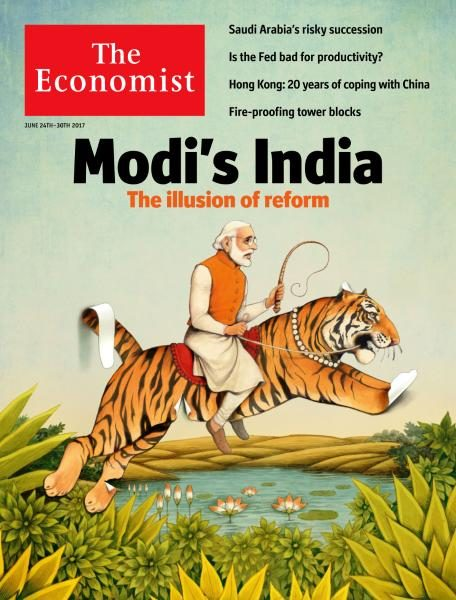 The Economist USA June 24 2017