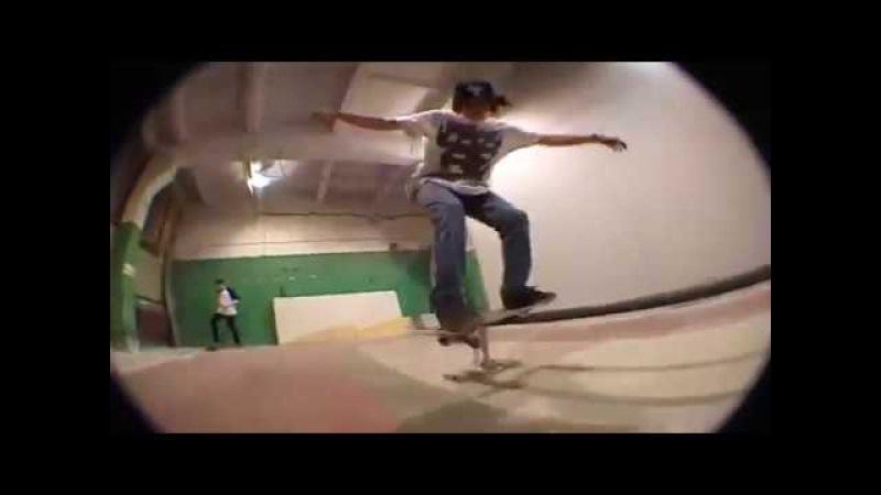 SuperApe Skateboards: MishGun skateboard