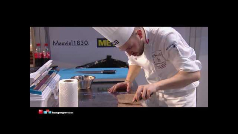 European Selection Bocuse d'Or 2016 HUNGEXPO Budapest