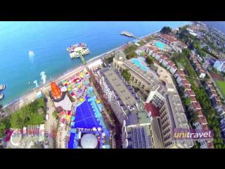 Орандж каунти в кемере, турция новое видео orange county resort hotel 5 kemer new video