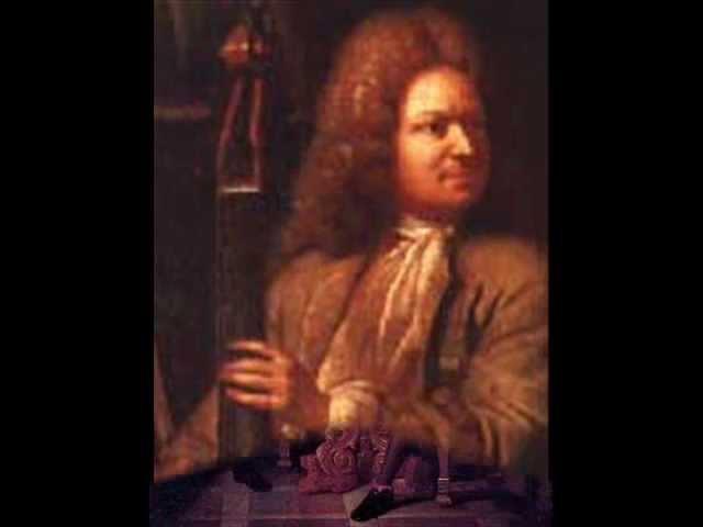 Forqueray JUPITER par Mario Raskin, clavecin