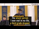 The Most Inspiring Speech: The Wisdom of a Third Grade Dropout Will Change Your Life | Rick Rigsby