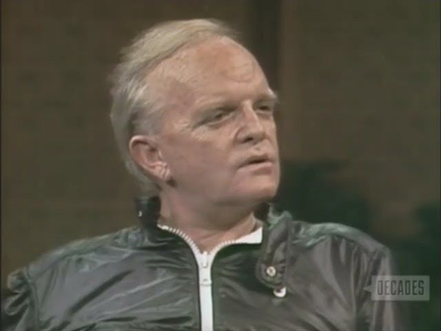 Truman Capote on The Dick Cavett Show 1980
