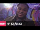 Tee Grizzley BET Hip Hop Awards 2017 Instabooth Freestyle