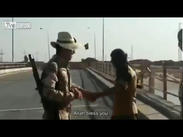 Rare Footage Shows Peshmerga ISIS Collaboration in Kirkuk