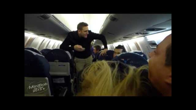 LARA FABIAN Best Of Tour Airplane Trouble in Russia