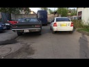 Dodge Coronet V8 vs Opel Astra 1 6 Sound