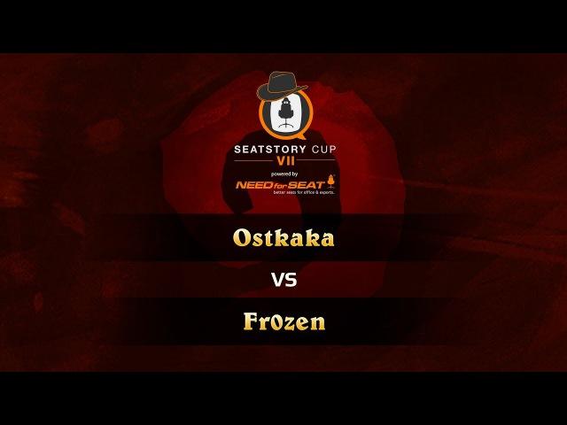 Ostkaka vs Fr0zen SeatStoryCup 7 Quaterfinals