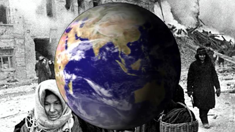 ЕГЕР 2 ШІ ДҮНИЕ ЖҮЗІЛІК СОҒЫС БОЛМАҒАНДА HD