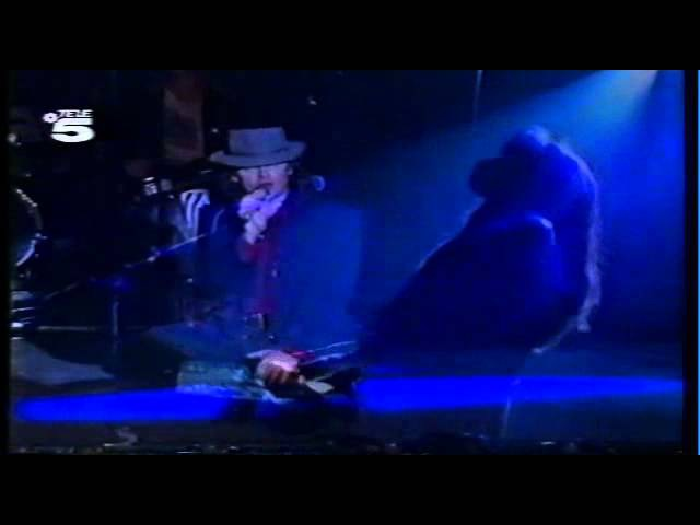Nina Hagen Udo Lindenberg Vopo 1989 Tele5 Tempodrom