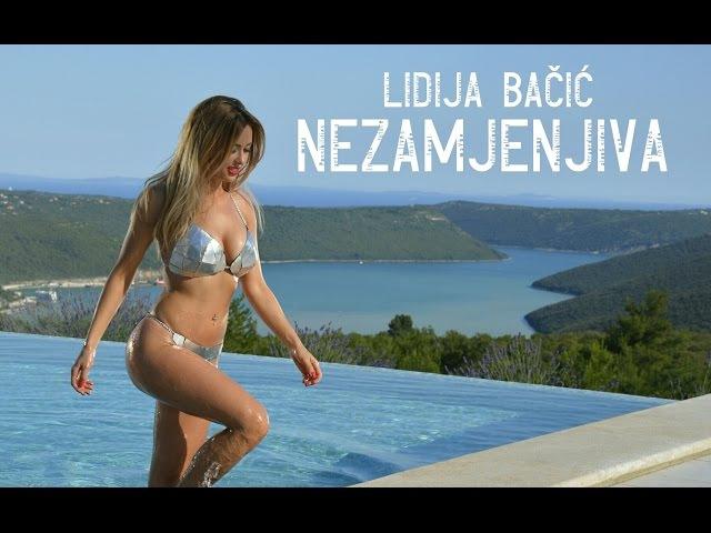 Lidija Bačić Lille Nezamjenjiva Official Music Video