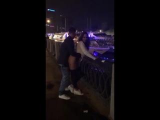 2 школьницы занялись сексом на улице в центре Москвы | sex public малолетка porno публичный hardcore вписка czech casting