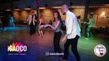 Marco Ivanyk and Asya Makeeva Salsa Dancing in Mambolove, Saturday 09.06.2018