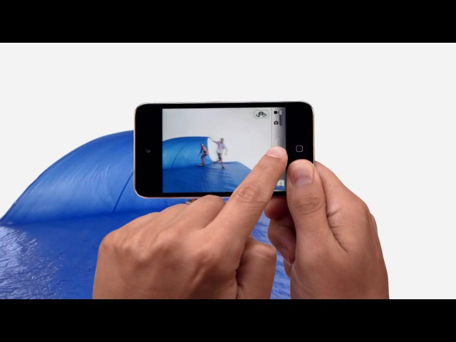 Apple iPod touch (2010) Commercial - All kinds of fun