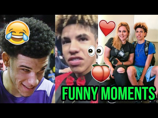 NEW LaMelo Lonzo and Gelo Ball FUNNY MOMENTS Part 2 2017