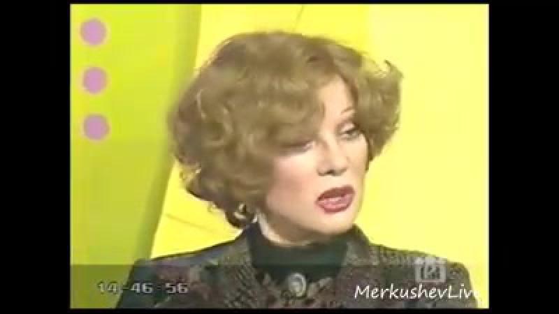 12 апреля 2003 года Рязань прямой эфир Субботнего канала ГТРК Ока