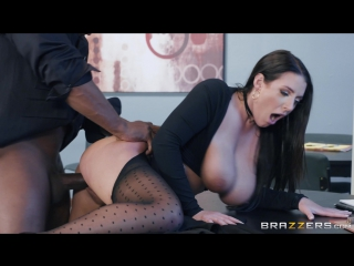 Full Service Banking: Angela White & Prince Yashua by Brazzers  Full HD 1080p #Interracial #Porno #Sex #Секс #Порно