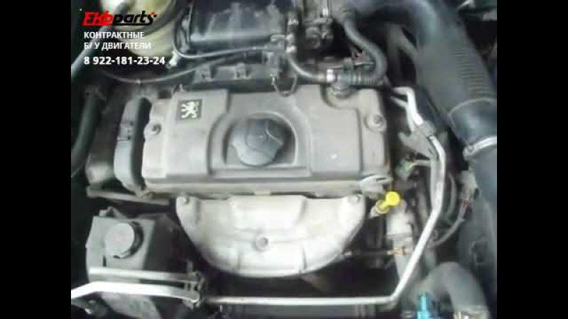 Двигатель HFZ Пежо