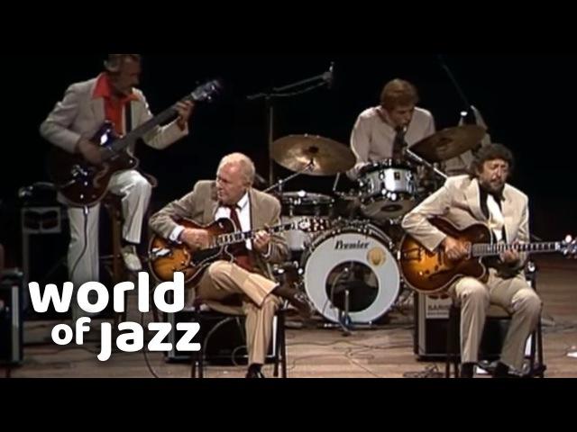 The Great Guitars Barney Kessel, Charlie Byrd and Herb Ellis • 11-07-1982 • World of Jazz