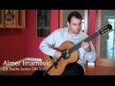 Villa Lobos Etude No 1 played by Almer Imamovic
