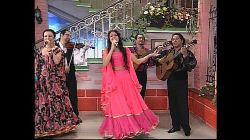 Moscow Gipsy Ensemble Monisto
