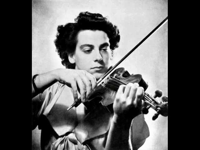 Ginette Neveu Bruno Seidler-Winkler play Chopin Nocturne No. 20 (arr. Rodionov)