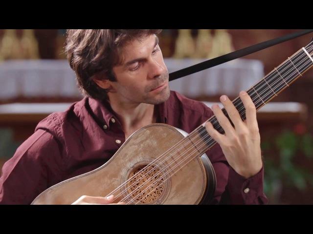 Miguel Rincón Santiago de Murcia Gaspar Sanz