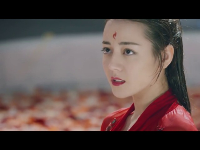 Vengo Gao and Dilraba Dilmurat in Eternal Love Ten Miles of Peach Blossoms