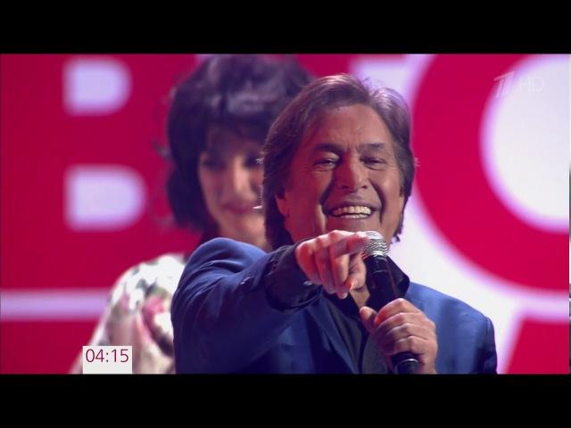 Ricchi e Poveri - Se M'Innamoro Live Discoteka 80 Moscow 2017