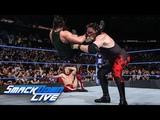 Team Hell No reunites after Harper vs. Daniel Bryan ends in mayhem SmackDown LIVE, June 26, 2018