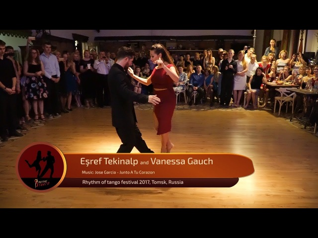 Esref Tekinalp and Vanessa Gauch 1-4, RTF 2017, Tomsk, Russia