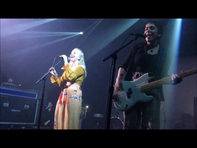 Dream Wife - Live at The Echoplex 11132017
