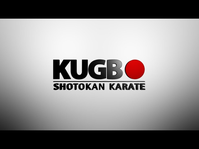 'KUGB Enoeda' The KUGB's Tribute to it's Chief Instructor