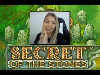 Девченки тоже могут выигрывать! Казино Плейфортуна - Secret of the Stones!