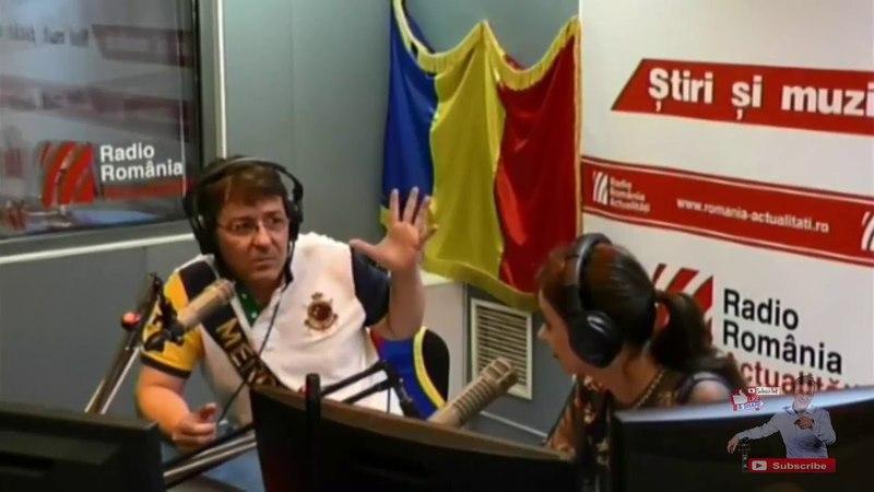 Florin Chilian Prietenii de la Zece live Radio Romania Actualitati 19 apr 2018