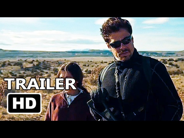 SICARIO 2 DAY OF THE SOLDADO Official Trailer 2 HD Josh Brolin Benicio Del Toro Matthew Modine
