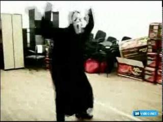 Крик танцует Тиктоник