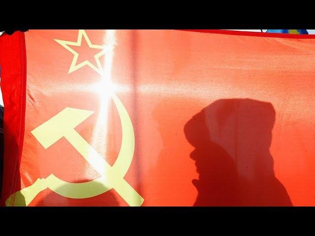 Los comunistas de España reivindican sus lazos con la Revolución rusa