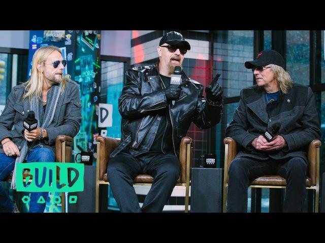 Glenn Tipton Richie Faulkner Rob Halford Of Judas Priest On Their New Album Firepower