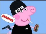 Свинка пепа Димооон Прикол