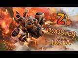 Boosted Dota | Dota 2 | Just Rampage! 2