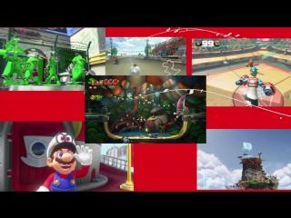 Nintendo на Hinode Power Japan 2018