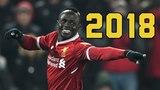 Sadio Mane 2018 ● Dribbling Skills, Assists & Goals ● 2017-2018 season ???