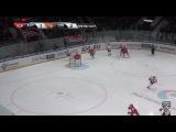 Моменты из матчей КХЛ сезона 16/17 • Удаление. Артём Гареев (Автомобилист) отправился в штрафной бокс за подножку 05.02
