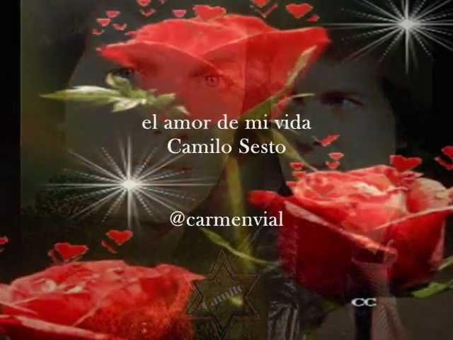 Camilo Sesto El amor de mi vida