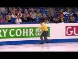 2012 Worlds SP - Javier Fernandez - I love Paris, Petit Fleur (Nice)
