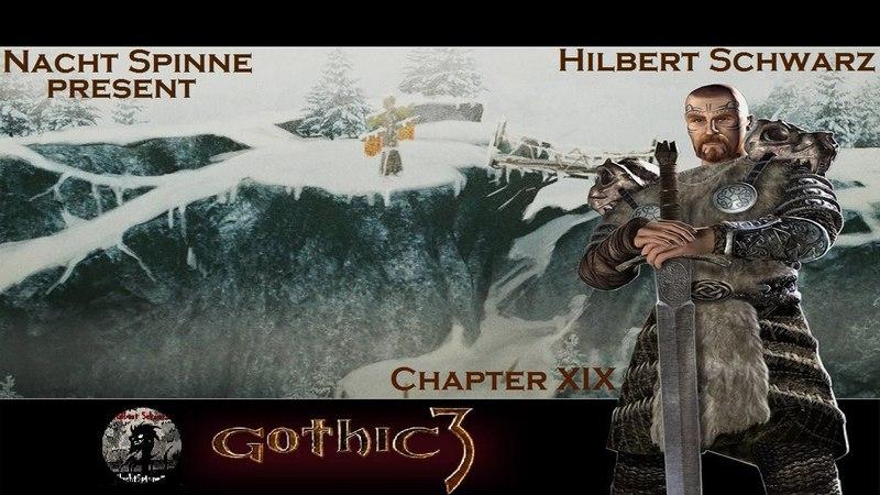 Gothic 3 - Часть 19: Поиск ключей Древнего Храма Аль-Шедим.