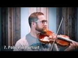 Имитирует звуки на скрипке