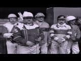 Михаил Козлов, Александр Скворцов и Вячеслав Сучков на Венсенне. 1998 год.