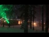 Вечерняя прогулка по Охта-Парку